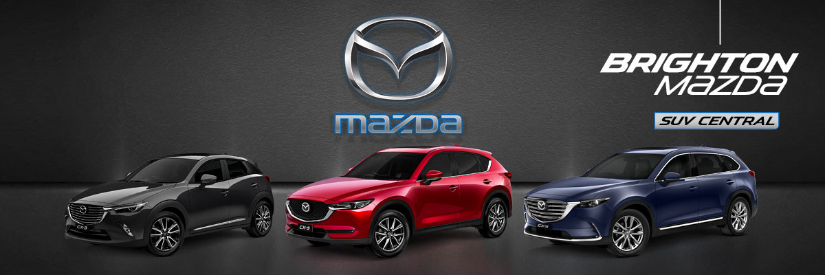 Melbourne SUV Central Brighton Mazda